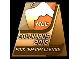 MLG Columbus 2016 Pick 'Em Challenge Bronze