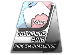 MLG Columbus 2016 Pick 'Em Challenge Silver