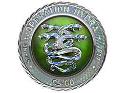 CommunitySeasonEight2017 Coin 4