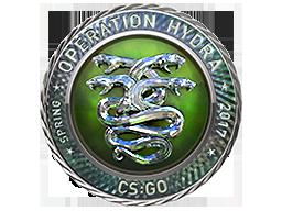 CommunitySeasonEight2017 Coin 4