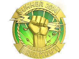 Community Season Four Summer 2014 Coin 3