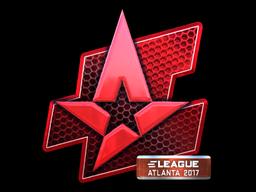 Astralis+%28Foil%29+%7C+Atlanta+2017