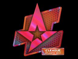 Astralis+%28Holo%29+%7C+Atlanta+2017