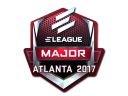 ELEAGUE+%28Foil%29+%7C+Atlanta+2017