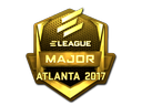 Sticker | ELEAGUE (Gold) | Atlanta 2017