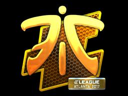 Fnatic+%28Foil%29+%7C+Atlanta+2017