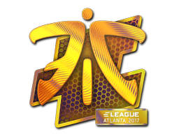 Fnatic+%28Holo%29+%7C+Atlanta+2017