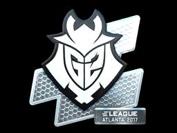 G2+Esports+%28Foil%29+%7C+Atlanta+2017