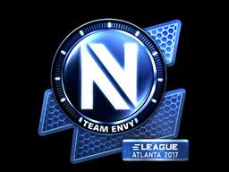 Team+EnVyUs+%28Foil%29+%7C+Atlanta+2017