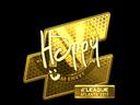 Happy (Gold) | Atlanta 2017