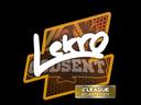 Lekr0 | Atlanta 2017