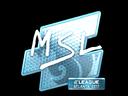 MSL (Foil)   Atlanta 2017
