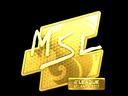 MSL (Gold) | Atlanta 2017