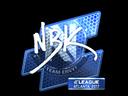 NBK- (Foil) | Atlanta 2017