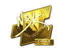 NBK- (Gold) | Atlanta 2017