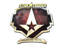 Sticker | Astralis (Gold) | Berlin 2019