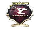 Sticker | mousesports (Gold) | Berlin 2019
