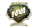 Sticker | Natus Vincere (Gold) | Berlin 2019
