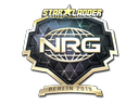 Sticker | NRG (Gold) | Berlin 2019