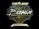 Boombl4 (Gold) | Berlin 2019