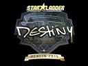DeStiNy (Gold) | Berlin 2019