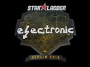electronic | Berlin 2019