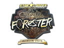 Forester (Gold) | Berlin 2019