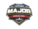 Sticker | StarLadder (Gold) | Berlin 2019