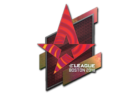Astralis+%28Holo%29+%7C+Boston+2018