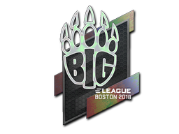 BIG+%28Holo%29+%7C+Boston+2018