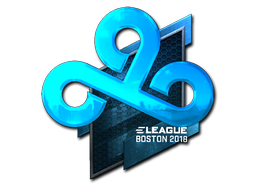 Cloud9+%28Foil%29+%7C+Boston+2018
