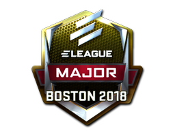 ELEAGUE+%28Foil%29+%7C+Boston+2018