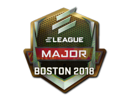 ELEAGUE+%28Holo%29+%7C+Boston+2018