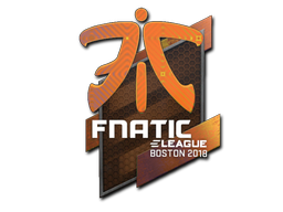 Fnatic+%28Holo%29+%7C+Boston+2018