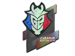 G2+Esports+%28Holo%29+%7C+Boston+2018