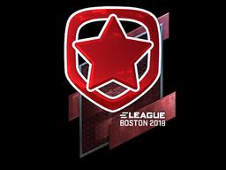 Gambit+Esports+%28Foil%29+%7C+Boston+2018