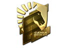 Sticker | Team Liquid (Gold) | Boston 2018