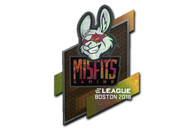 Misfits+Gaming+%28Holo%29+%7C+Boston+2018