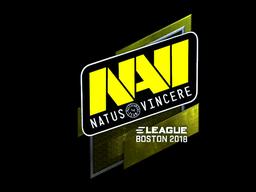 Natus+Vincere+%28Foil%29+%7C+Boston+2018