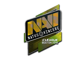 Natus+Vincere+%28Holo%29+%7C+Boston+2018