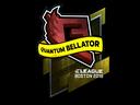 Quantum Bellator Fire (Foil) | Boston 2018