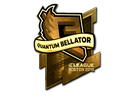 Quantum Bellator Fire (Gold) | Boston 2018