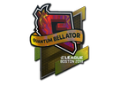 Quantum Bellator Fire (Holo) | Boston 2018