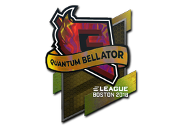 Quantum+Bellator+Fire+%28Holo%29+%7C+Boston+2018