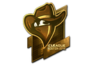 Sticker | Renegades (Gold) | Boston 2018