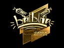 balblna (Gold) | Boston 2018