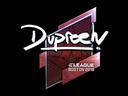 dupreeh (Foil) | Boston 2018