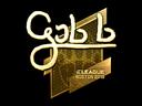 gob b (Gold) | Boston 2018
