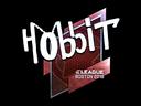 Hobbit (Foil)   Boston 2018