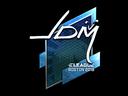 jdm64 (металлическая) | Бостон 2018